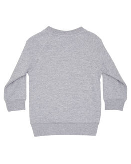 GREY MARLE KIDS BOYS AS COLOUR JUMPERS + JACKETS - 3030GRM