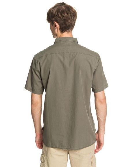 KALAMATA MENS CLOTHING QUIKSILVER SHIRTS - EQYWT03979-GZH0