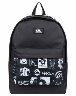 WHITE MENS ACCESSORIES QUIKSILVER BAGS + BACKPACKS - EQYBP03570-WBB0