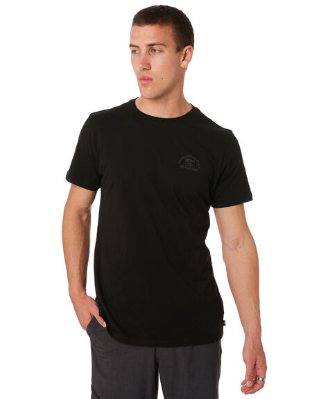 BLACK OUTLET MENS DEPACTUS TEES - D5182003BLACK