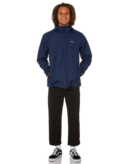 CLASSIC NAVY MENS CLOTHING PATAGONIA JACKETS - 85240CNY
