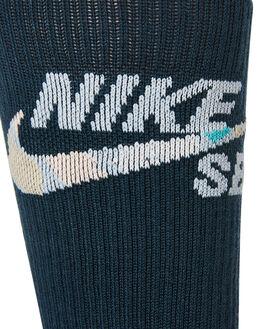 MULTI MENS CLOTHING NIKE SOCKS + UNDERWEAR - SK0095902