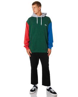 BOTTLE MENS CLOTHING STUSSY JUMPERS - ST091204BOT