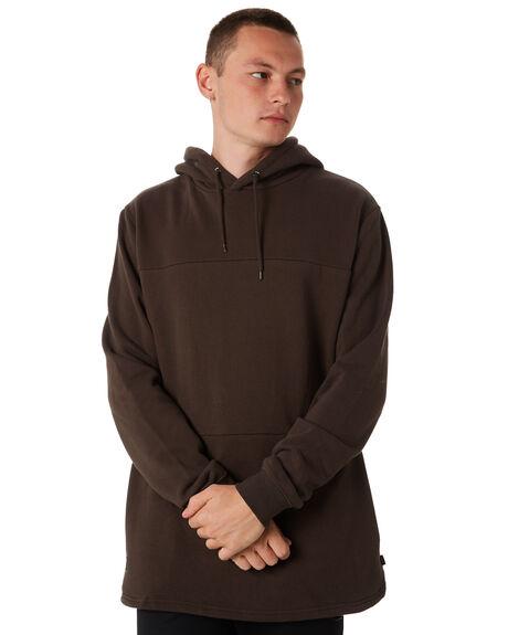 DUSTY OLIVE MENS CLOTHING GLOBE JUMPERS - GB01833011DOLI