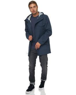 BLACK MENS CLOTHING QUIKSILVER JEANS - EQYDP03358KVJ0