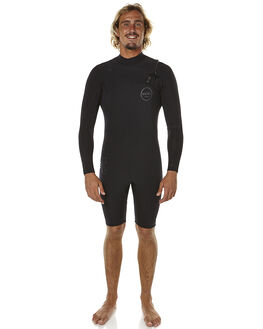 BLACK SURF WETSUITS XCEL SPRINGSUITS - MQ21Z2C6BLK