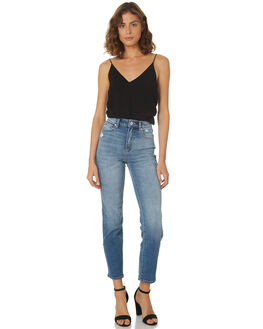 SAY OH WOMENS CLOTHING A.BRAND JEANS - 71233-4024