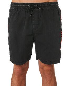 BLACK MENS CLOTHING SANTA CRUZ BOARDSHORTS - SC-MBC9286BLK