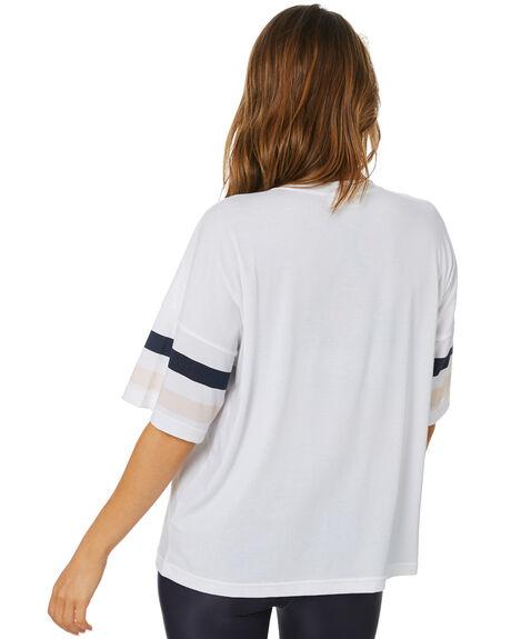 WHITE WOMENS CLOTHING THE UPSIDE ACTIVEWEAR - USW121061WHT