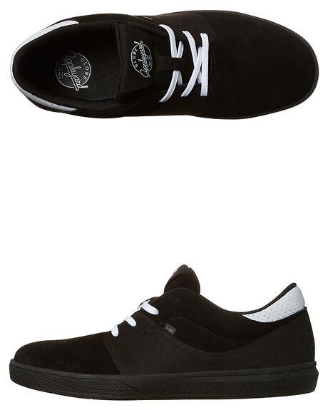 BLACK GUM MENS FOOTWEAR GLOBE SKATE SHOES - GBMAHALOSG-10023