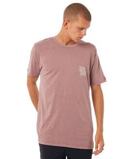 MAUVE MENS CLOTHING ZANEROBE TEES - 143-RISEMAUVE