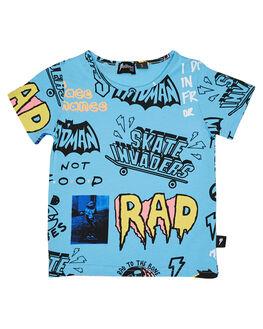 BLUE KIDS BOYS RADICOOL DUDE TOPS - RD1210BLU