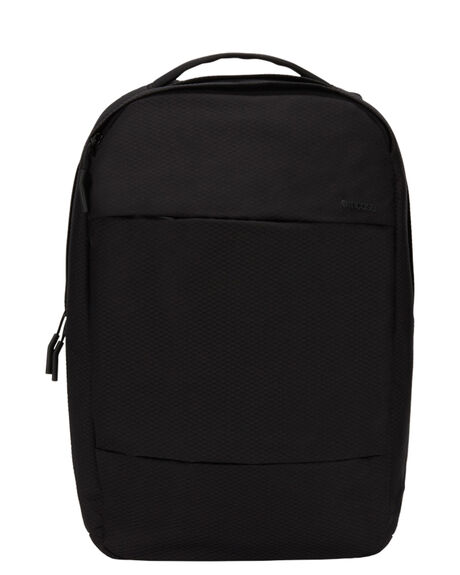 BLACK MENS ACCESSORIES INCASE BAGS + BACKPACKS - INCO100358-BLKBLK