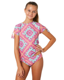 MULTI KIDS GIRLS SEAFOLLY SWIMWEAR - 27085-005MUL