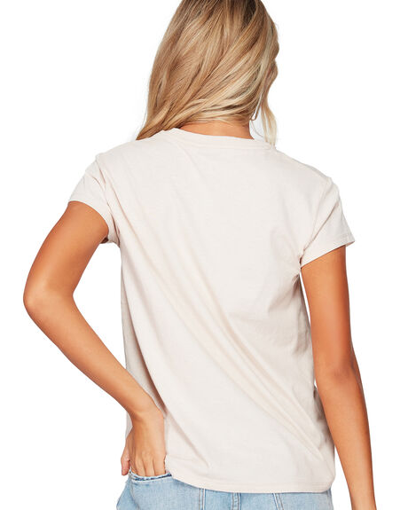 WHISPER WOMENS CLOTHING BILLABONG TEES - BB-6592002-WPR