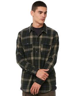 SHADOW MENS CLOTHING GLOBE SHIRTS - GB01734005SHA
