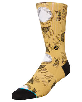 GOLD MENS ACCESSORIES STANCE SOCKS + UNDERWEAR - M526B17CANGLD