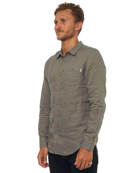 VETIVER MENS CLOTHING RHYTHM SHIRTS - JAN18M-WT01VET