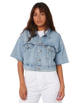 JEFFREY WOMENS CLOTHING LEVI'S JACKETS - 85296-0001JEF