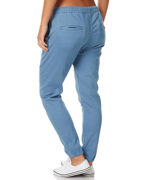 CAPTAINS BLUE WOMENS CLOTHING ROXY PANTS - ERJDP03137BME0