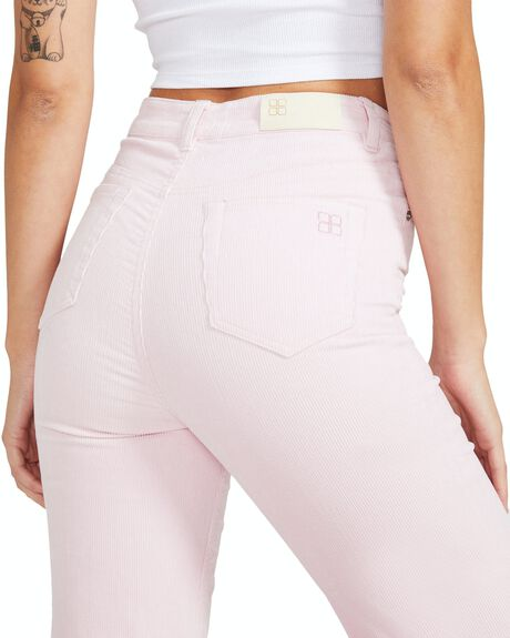 PINK WOMENS CLOTHING INSIGHT JEANS - 35736500038