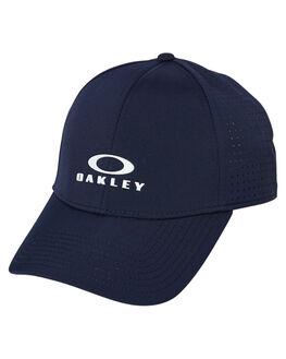 NAVY MENS ACCESSORIES OAKLEY HEADWEAR - 911999AU-602