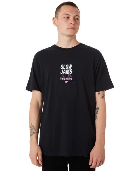 BLACK MENS CLOTHING INSIGHT TEES - 5000001876BLK