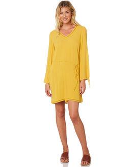 SUNFLOWER WOMENS CLOTHING ELWOOD DRESSES - W847064Y3