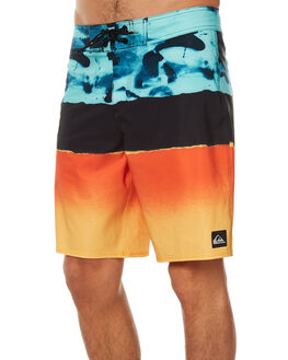 MOROCCAN BLUE MENS CLOTHING QUIKSILVER BOARDSHORTS - EQYBS03742BSG6