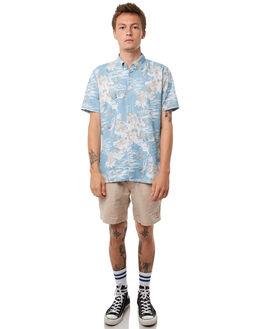 TAN MENS CLOTHING BARNEY COOLS BOARDSHORTS - 614-CR1TAN