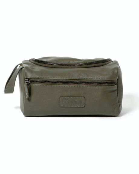 OLIVE WOMENS ACCESSORIES STITCH AND HIDE BAGS + BACKPACKS - TC_JETT_OLIVE