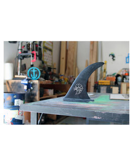 BLACK BOARDSPORTS SURF CAPTAIN FIN CO. FINS - CFF0111510BLK