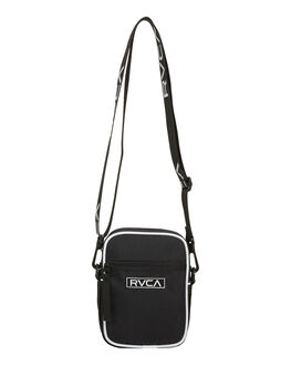 BLACK WOMENS ACCESSORIES RVCA BAGS + BACKPACKS - RV-R292456-BLK
