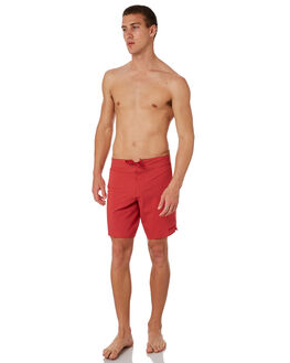 STATIC RED MENS CLOTHING PATAGONIA BOARDSHORTS - 86690STTR