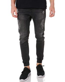HEAVY METAL TRASH MENS CLOTHING NENA AND PASADENA JEANS - NPMDP002HMTR