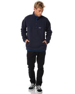 NAVY BLUE MENS CLOTHING PATAGONIA JUMPERS - 26000NVYB