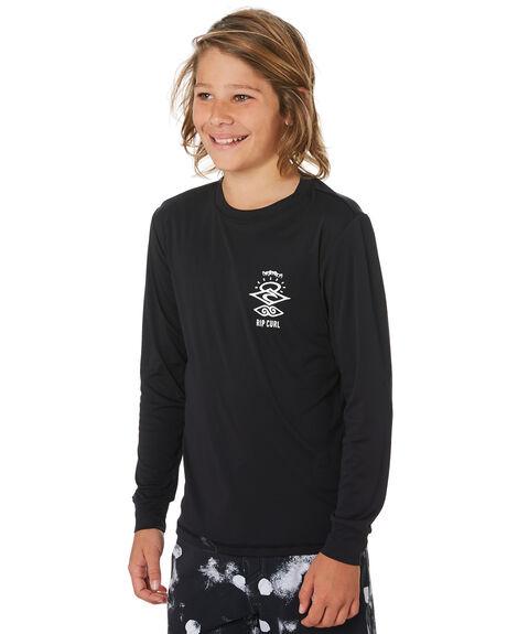 BLACK BOARDSPORTS SURF RIP CURL BOYS - WLY9CB0090
