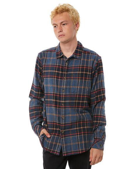 DENIM MENS CLOTHING BILLABONG SHIRTS - 9585208DNM