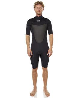 BLACK SURF WETSUITS BILLABONG SPRINGSUITS - 9761415BLK