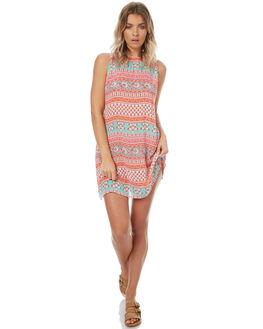 MULTI WOMENS CLOTHING SWELL DRESSES - S8174453MULTI