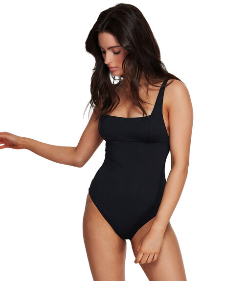 BLACK WOMENS SWIMWEAR BILLABONG ONE PIECES - BB-6591572-BLK