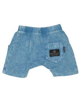 ACID BLUE KIDS BABY MUNSTER KIDS CLOTHING - MI181TR04SABLU