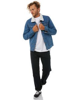 BLUE MENS CLOTHING RIP CURL JACKETS - CJKDA10070