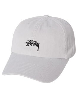 WHITE SAND MENS ACCESSORIES STUSSY HEADWEAR - ST796003WHTS