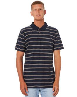NAVY MENS CLOTHING BILLABONG SHIRTS - 9582143NVY