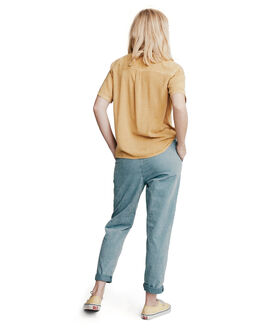 RATTAN WOMENS CLOTHING QUIKSILVER FASHION TOPS - EQWWT03002-YHP0