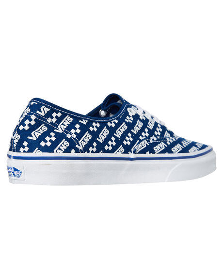 TRUE BLUE WOMENS FOOTWEAR VANS SNEAKERS - SSVN0A2Z5IWH8TBLUW