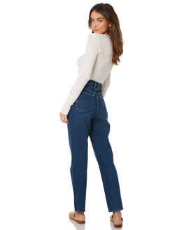 RUNAWAY WOMENS CLOTHING LEE JEANS - L-656634-KZ2