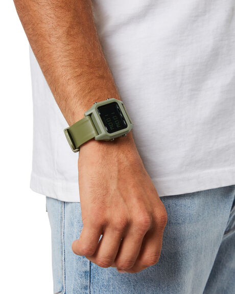 OLIVE MENS ACCESSORIES NIXON WATCHES - A1309-333