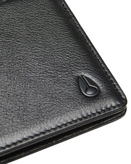 BLACK MENS ACCESSORIES NIXON WALLETS - C2962000